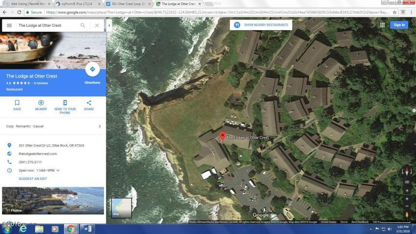 301 Otter Crest #aa186, Otter Rock, OR 97369