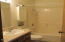 740 SW Range Drive, Waldport, OR 97394 - Downstairs bath 1