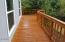 1758 N. Bear Creek Rd., Otis, OR 97368 - New Deck