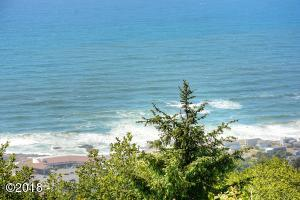 LOT 19 Keenah Lane, Yachats, OR 97498 - View West