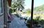 4587 E Alsea Hwy, Waldport, OR 97394 - Rear Deck