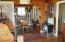 23 E 7th St, Yachats, OR 97498 - built ins in dining room