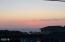 23 E 7th St, Yachats, OR 97498 - sunset from deck
