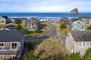 TL 130 Sea Swallow Drive, Pacific City, OR 97135 - Lot looking West