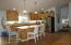 306 NW Alsea Bay Dr, Waldport, OR 97394 - Huge Breakfast Bar