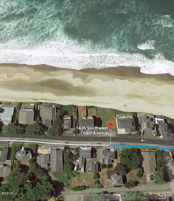 1417 SW Coast Ave, Lincoln City, OR 97367 - Coast Ave Satelitte View