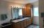 355 NW 55th, Newport, OR 97365 - Master Bathroom