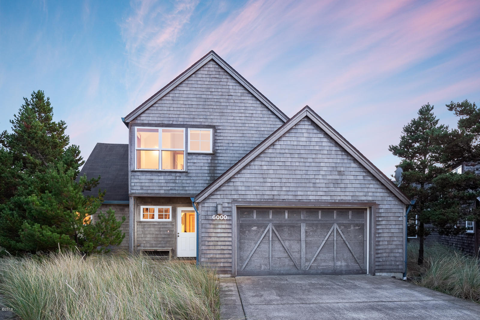 6000 Summerhouse Lane, Pacific City, OR 97135 - Front Exterior