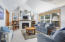6000 Summerhouse Lane, Pacific City, OR 97135 - Open Living Room