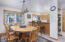 6000 Summerhouse Lane, Pacific City, OR 97135 - Dining area