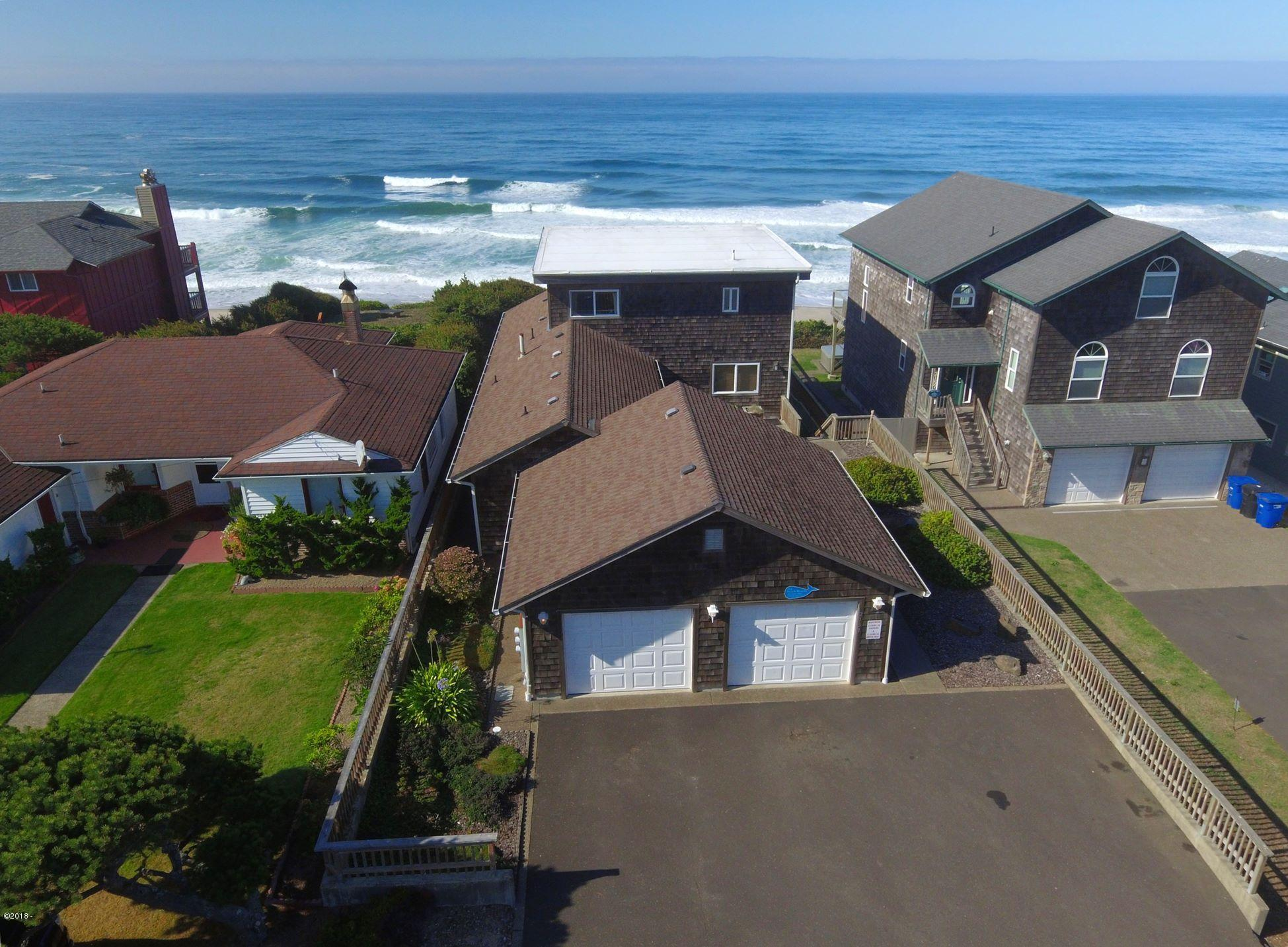2151 NW Inlet Ave, Lincoln City, OR 97367 - Aerial