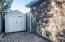 35365 Sixth St., Pacific City, OR 97135 - Utility Shed