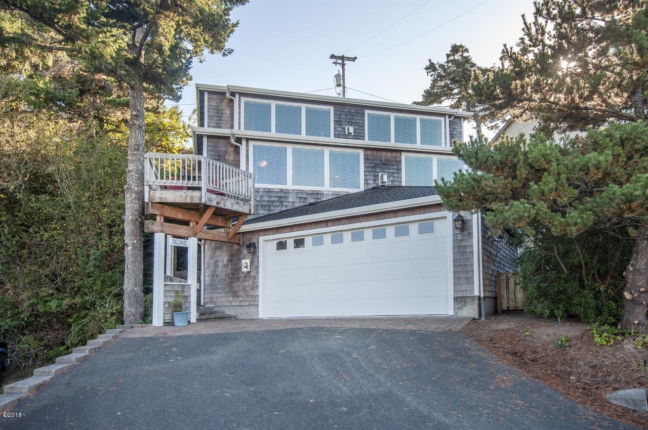 35365 Sixth St., Pacific City, OR 97135 - Exterior
