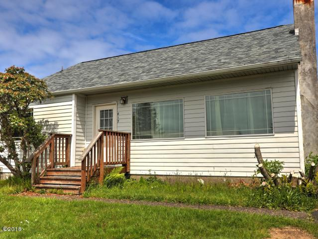 617 E Olive St, Newport, OR 97365 - House