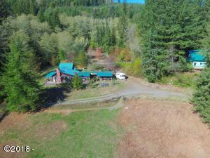 1135 N Widow Creek Rd, Otis, OR 97368