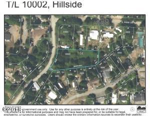 T/L 10002 N Hillside Dr, Otis, OR 97368 - Plat Map