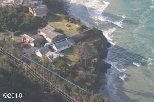 788, 780 SW Pacific Coast Hwy, Waldport, OR 97394 - Aerial Photo