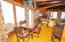 7265 Neptune, Gleneden Beach, OR 97388 - Dining Room / living room