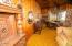 7265 Neptune, Gleneden Beach, OR 97388 - Living room to dining room
