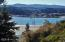 937 N Bayview Rd, Waldport, OR 97394 - City & Harbor view