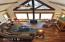 937 N Bayview Rd, Waldport, OR 97394 - Great Room from Loft