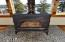 937 N Bayview Rd, Waldport, OR 97394 - Cozy Wood Stove