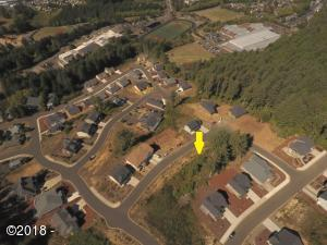 4300 BLK SE Keel Way Lot 62, Lincoln City, OR 97367 - Top Down Lot 62