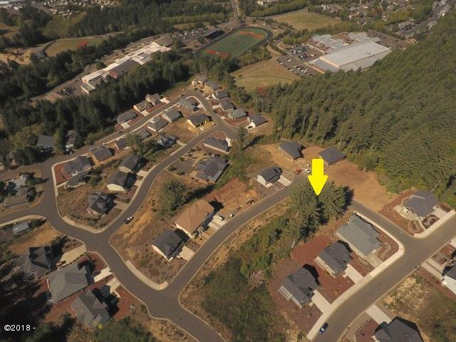 4300 BLK SE Keel Way Lot 61, Lincoln City, OR 97367 - Top Down Lot 61