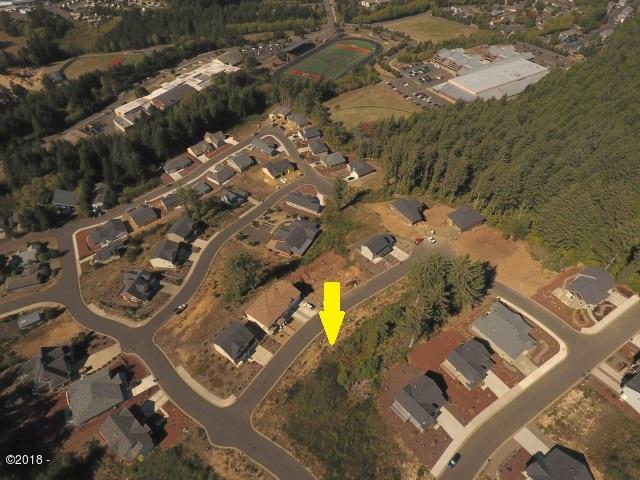 4300 BLK SE Keel Way Lot 63, Lincoln City, OR 97367 - Top Down Lot 63