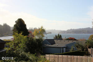 LOT 9400 NE 49th St., Neotsu, OR 97364 - Lake Views from Lot