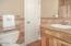2593 NE 47th St., Lincoln City, OR 97367 - Guest Bathroom