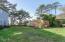 4925 NW Woody Way, Newport, OR 97365 - Side yard
