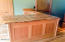 4925 NW Woody Way, Newport, OR 97365 - Custom desk
