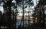 2440 NE 36th Dr, Lincoln City, OR 97367 - Peek of the Ocean Through the Trees