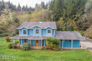 124 Olalla View Dr, Toledo, OR 97391
