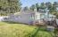 3009 NW Port Dr., Lincoln City, OR 97367 - Yard with New Deck