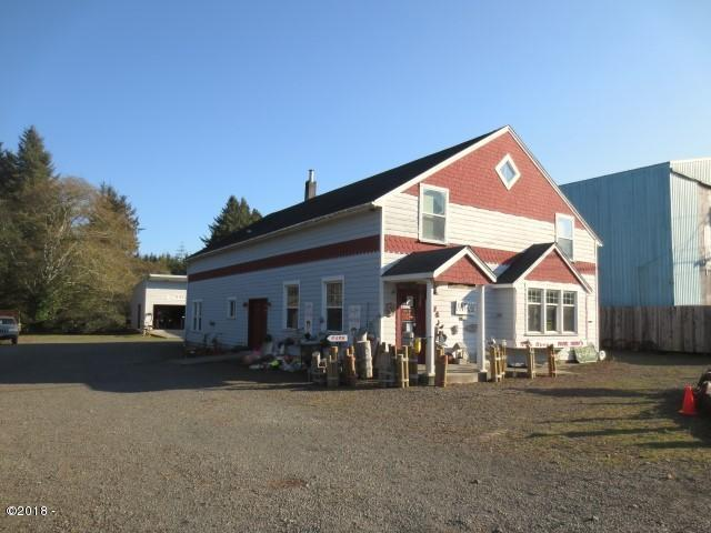 474 S. Hwy 101, Depoe Bay, OR 97341 - North West Exterior