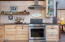 2725 NW Neptune Ave, Lincoln City, OR 97367 - Kitchen/Gas stove