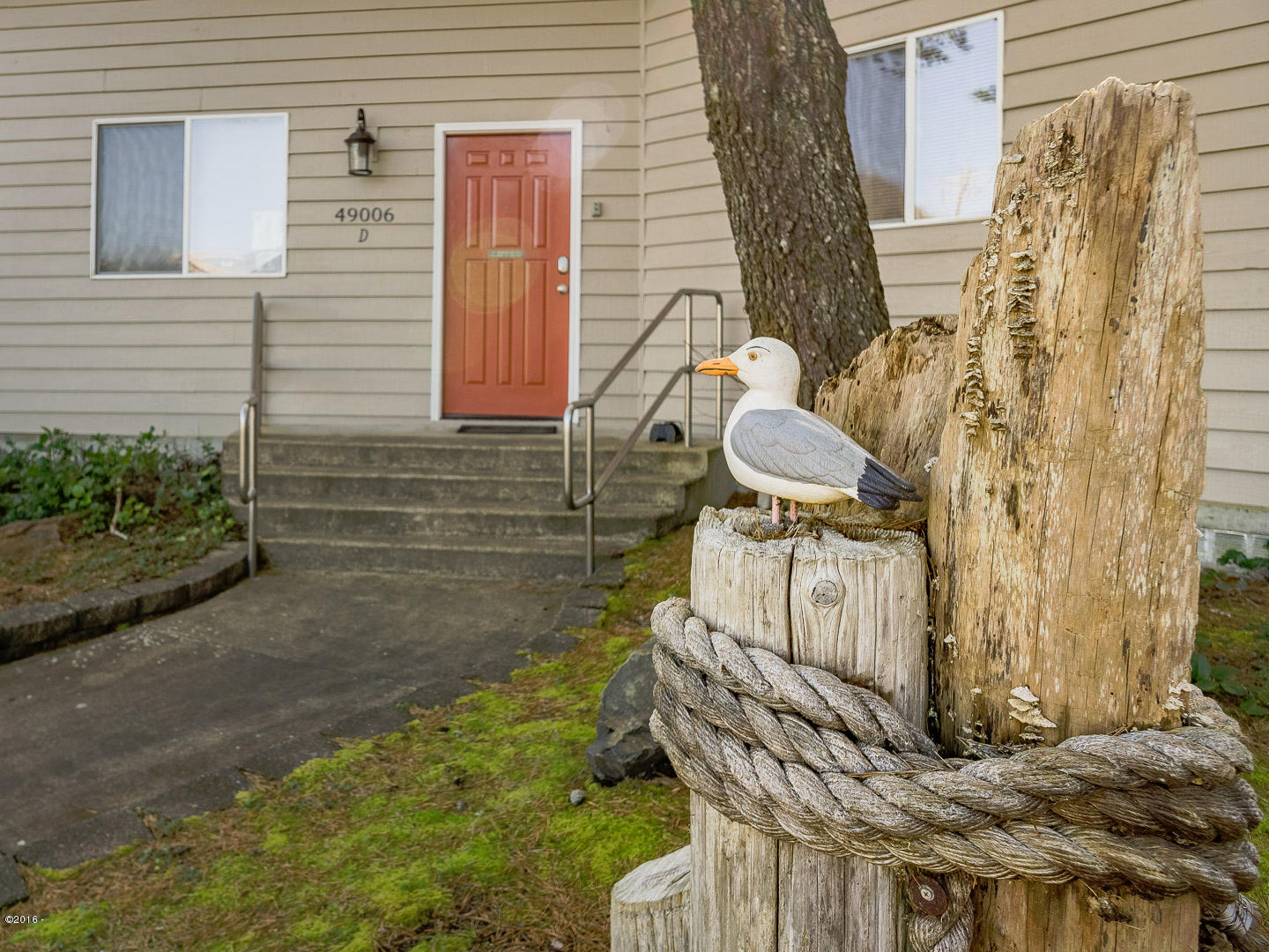 49006 U.s. 101 S, D, Neskowin, OR 97149 - Private Entrance