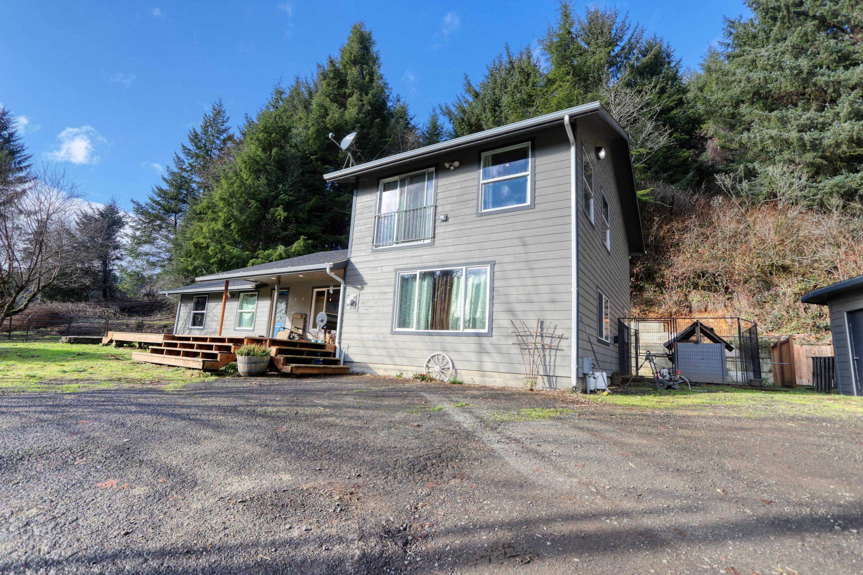 3408 S Beaver Creek Rd, Waldport, OR 97394