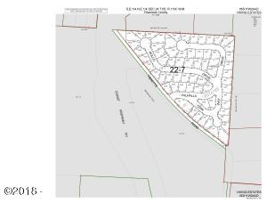 LOT 19 Valhalla Dr, Neskowin, OR 97149 - Tax Lot Map