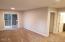 1275 SE 41st St, Lincoln City, OR 97367 - Lower level family room