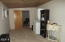 Large great room with washer/dryer