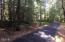 1520 Walking Wood, Depoe Bay, OR 97341 - From pedestrian path