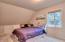 4301 NW Cherokee Ln., Newport, OR 97365 - East Facing Bedroom