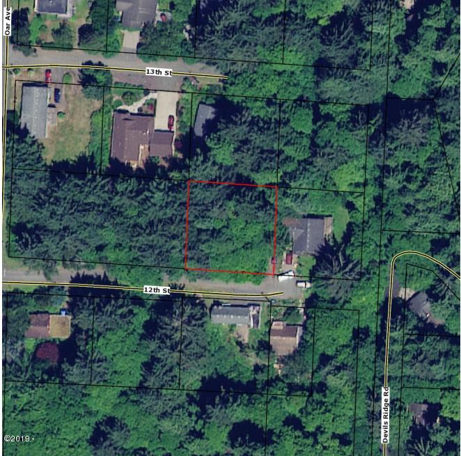 TL 8800 Ne 12 St, Lincoln City, OR 97367 - From above