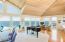 530 SW Edgewater, Depoe Bay, OR 97341 - Clear cedar vaulted ceilings