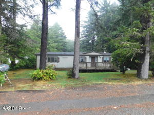 237 SE 143rd, South Beach, OR 97366 - Front of Home