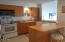 4111 SW Hwy 101, #8, Lincoln City, OR 97367 - Kitchen with Ocean View