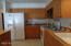 4111 SW Hwy 101, #8, Lincoln City, OR 97367 - Kitchen w/all appliances